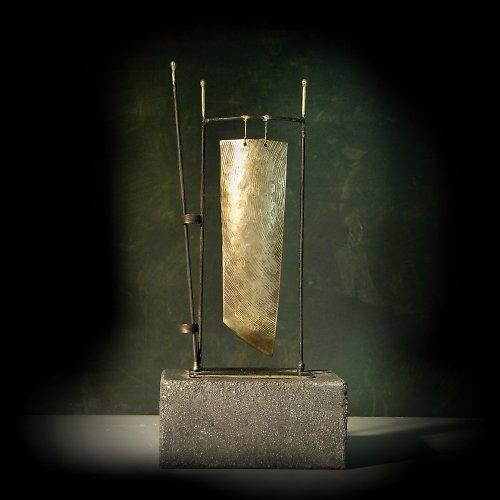 Gong Bartoloměj - kinetic art