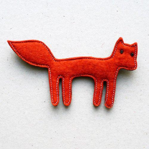 liška ryšavá