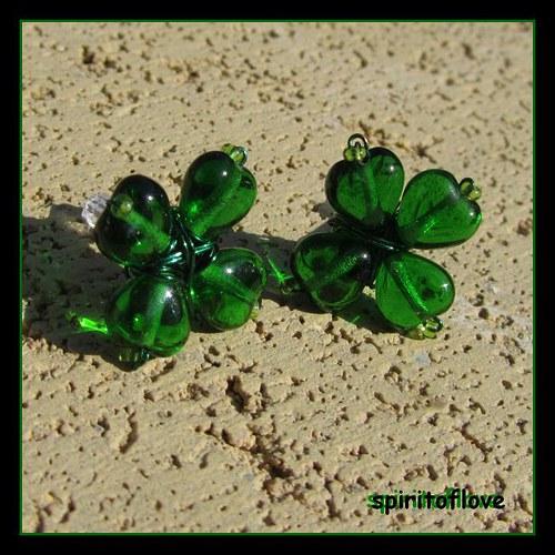 Little four-leaf clover 2
