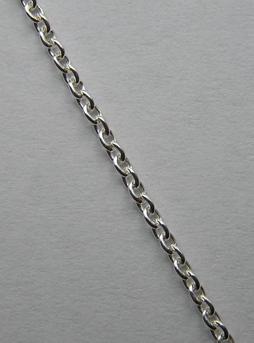 Stříbrný řetízek klasický - délka 40cm