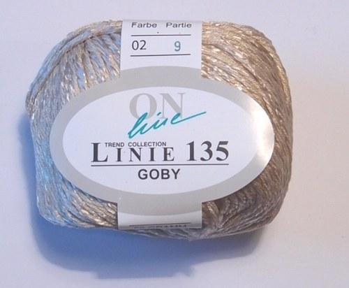 Pletací příze LINIE 135 GOBY (6)