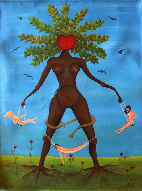 Adam a Evy