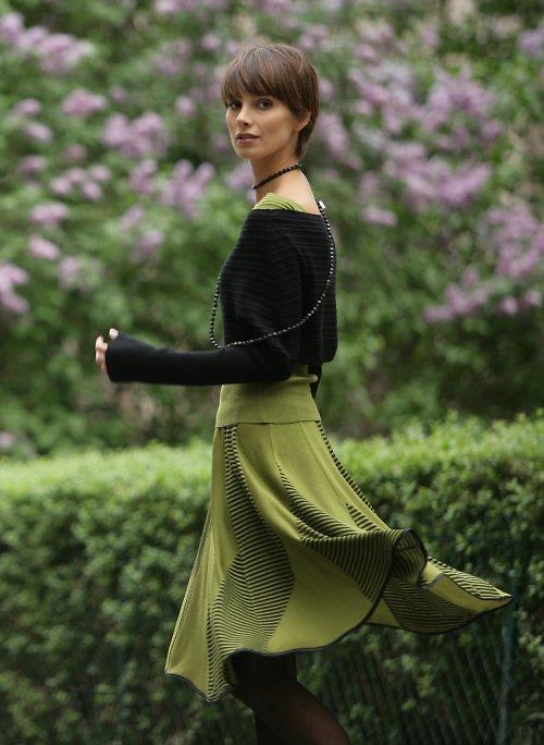 letní originální sukně SÁRA
