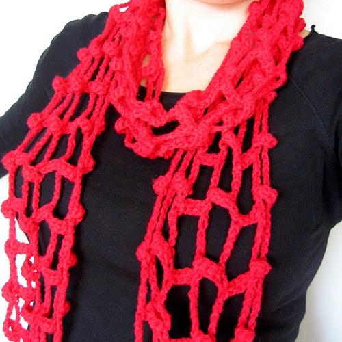 červená šálka