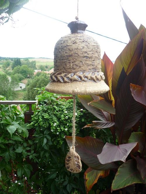 Keramický zvon - 15cm