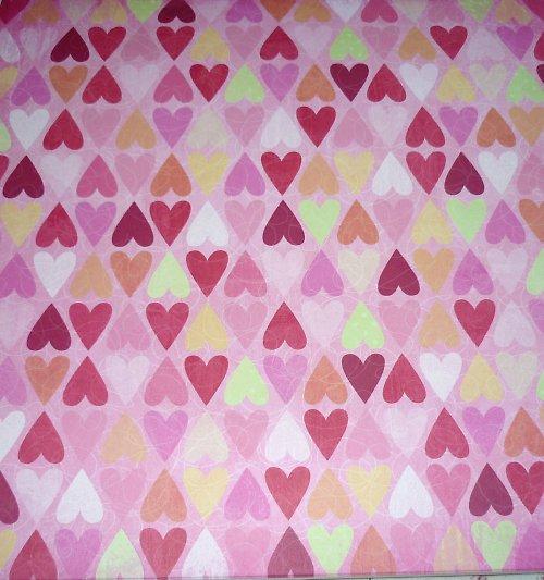 Papír Last Hearts - kolekce Valentine