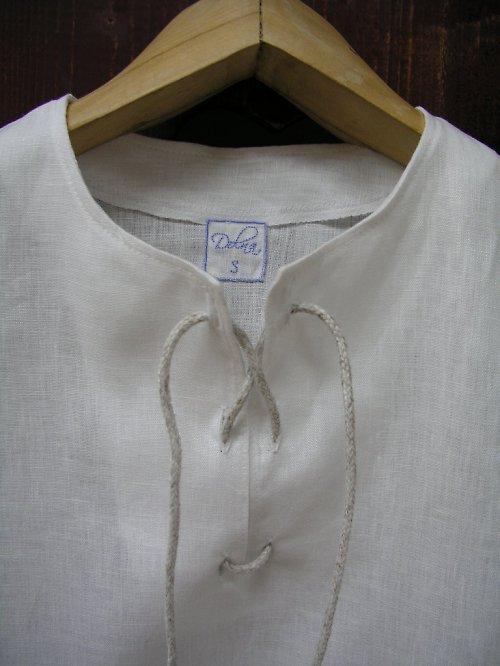 Pánská lněná košile S,M