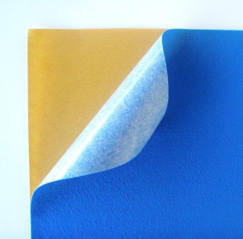 Samolepicí plsť barva č. 1  - středně modrá