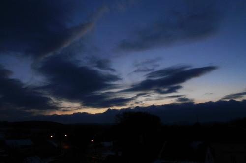 Západ slunce 7