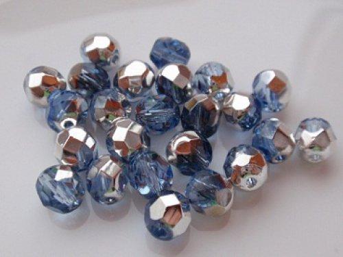 Skleněné korálky 1677 (7 mm)