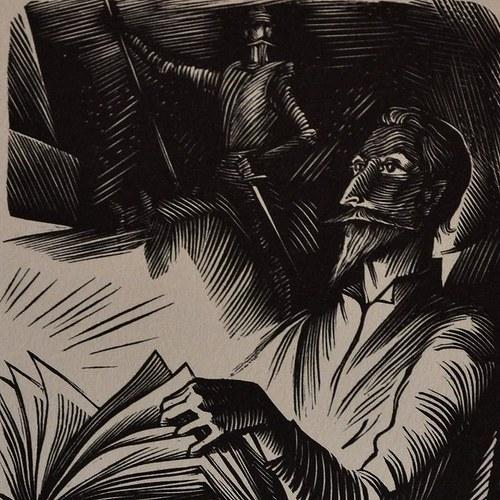 Pavel Šimon: Don Quijote - cyklus 1
