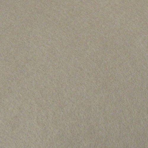 Plsť 20x30 cm, 1 ks, sv. šedá, gramáž 165 g/m2