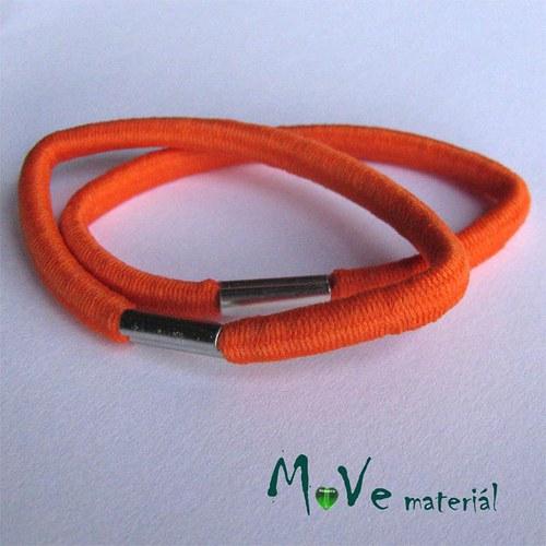 Sada gumiček na úpravu oranžová 2ks