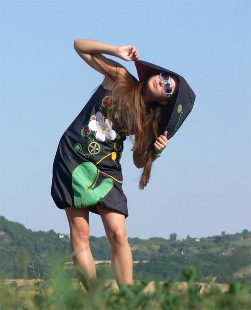 Origo riflové šaty