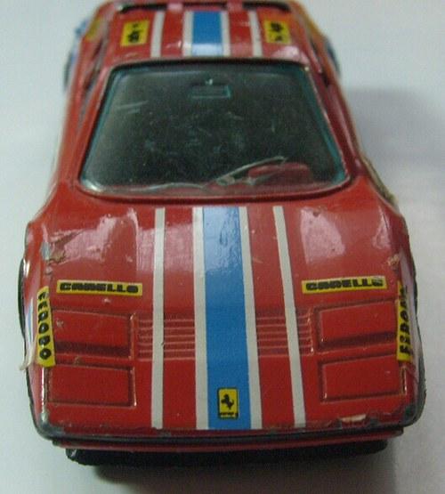 * Ferrari 512 BB * Bburago Italy * 1:43 *