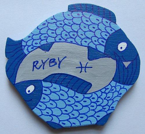 magnet ryby