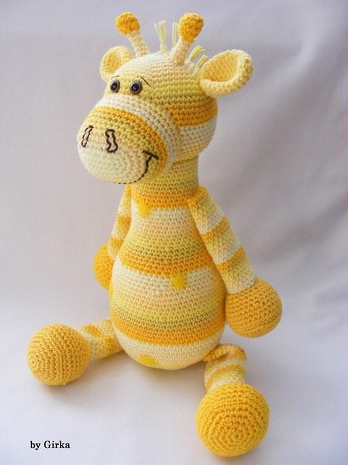 Žirafa - Sluníčková