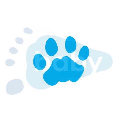 Razítko kočičí stopa 4 x 3,5 cm