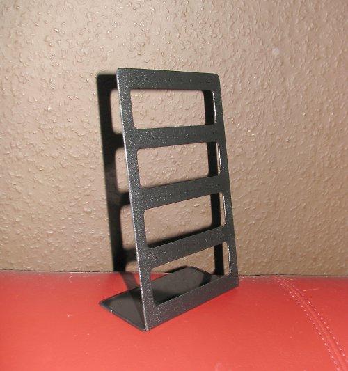Stojan 1280 plexi černý 165 x 105 mm