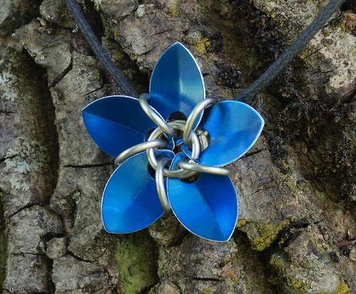 Lotosový Kvet - prívesok