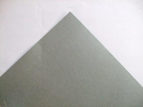 Stříbrný papír matný 130g
