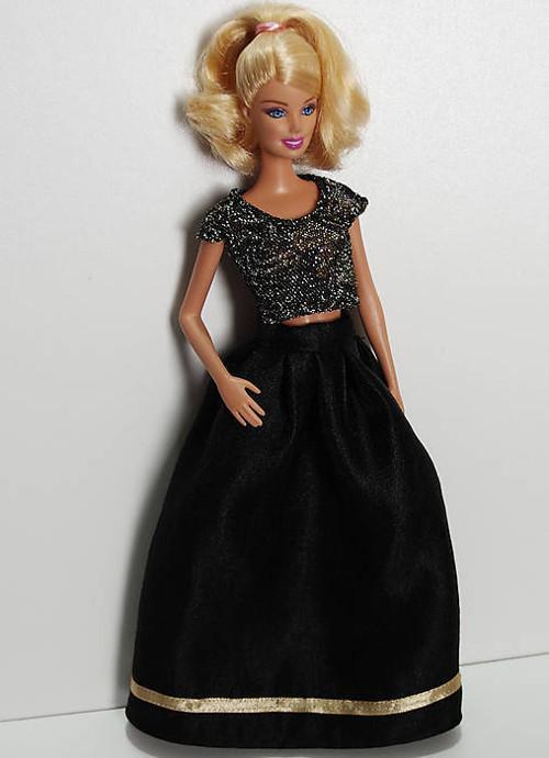 Spoločenský set pre Barbie