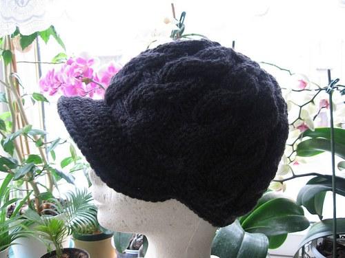Čepice kšiltovka   - barva  ANTRACIT