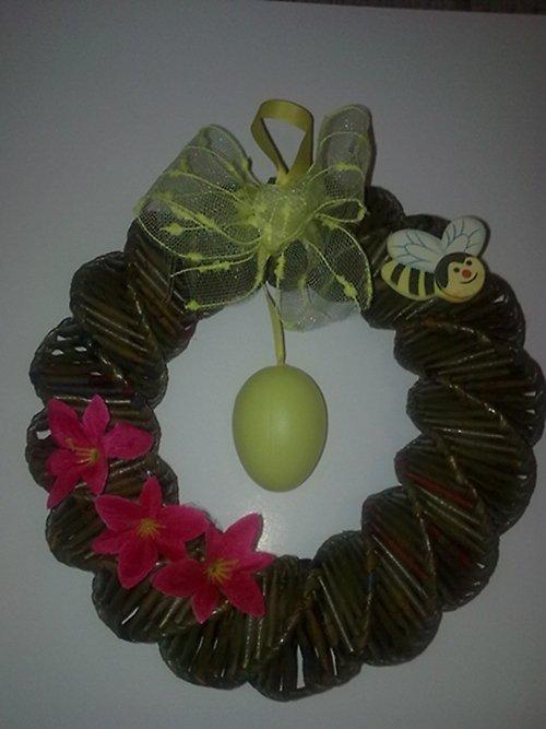 Velikonoční věnečky