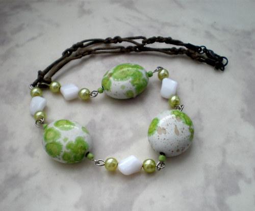 Zeleno-bílý dalmatin