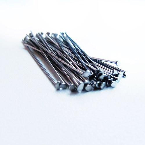 Ketlovací nýt- Stainless Steel 35 mm - 50 ks