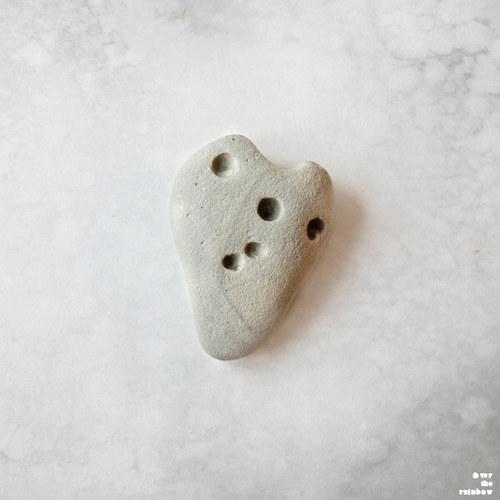 Srdce z kamene II - autorská fotografie