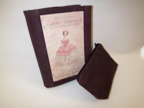 Román pro ženy -obal na knihu