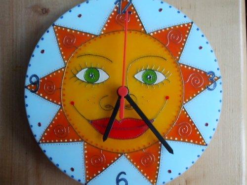 Sluníčkové hodiny