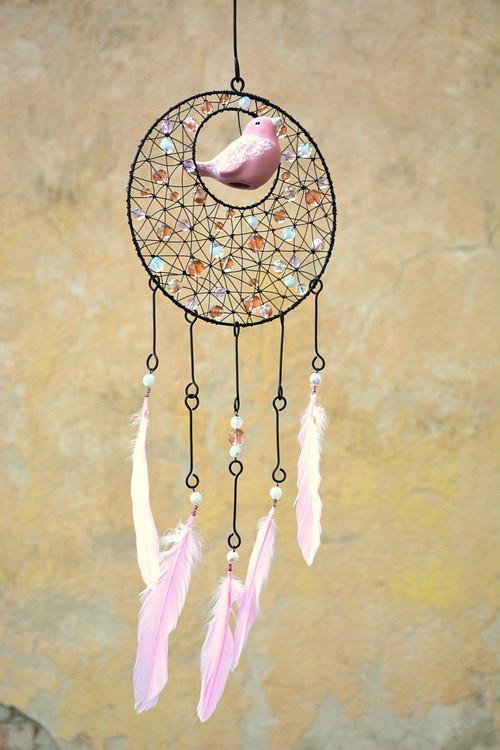 Ptačí. Dreamcatcher.