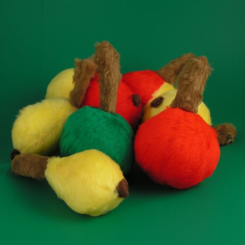 Ovoce - 1 - autorská hračka