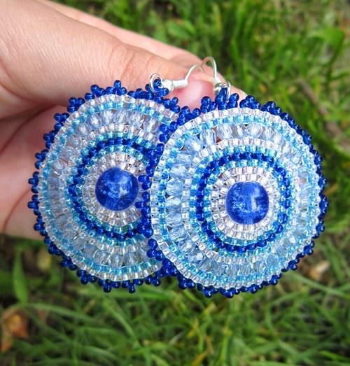 Modré kruhy