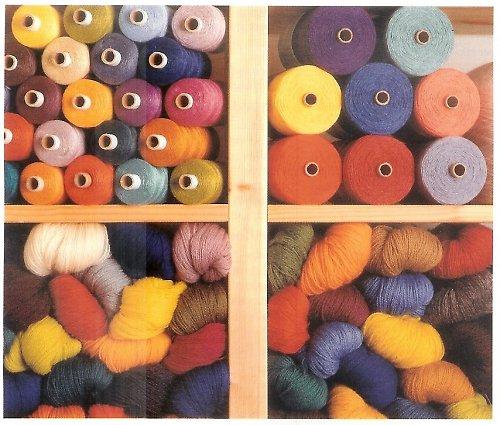 Kurzy tkaní na tkalcovském stavu