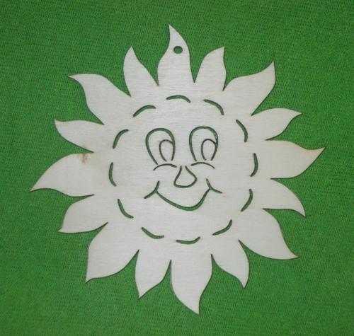 Celoroční dekorace Sluníčko