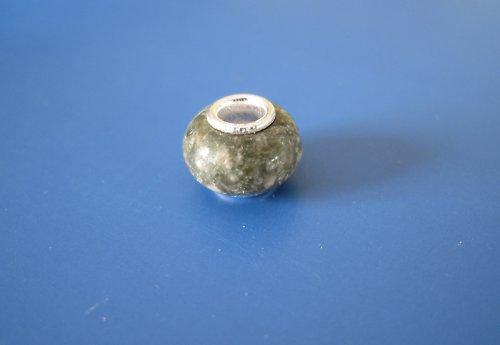 Korálek ve stylu pandor-jadro-AG 925-zel.gment