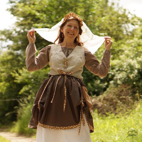 Teta Malvína z Chlumské hory vel. 42-44