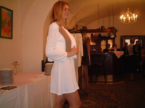 šaty+kabátek