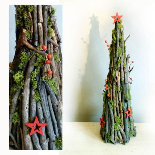 stromeček s klacíků POHAN  (55cm)