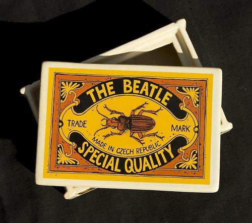 Krabička The Beatle