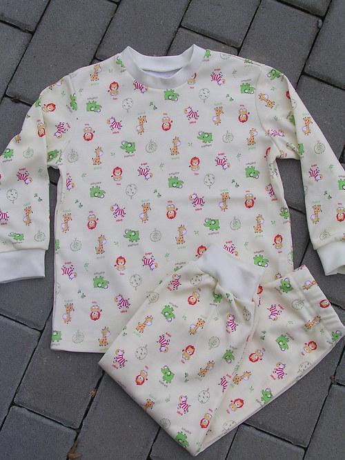 Pyžamo-zoo v.68-104