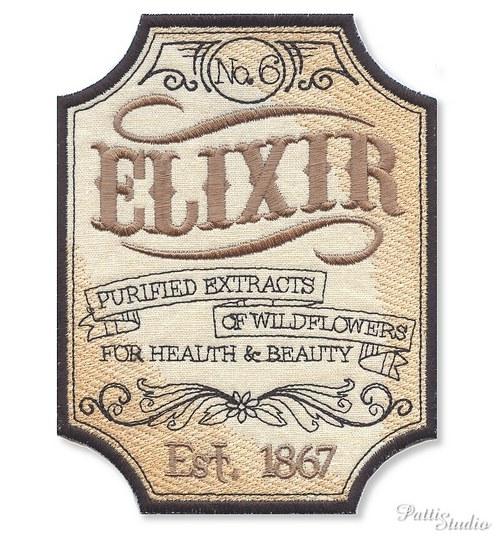 Vintage aplikace - ELIXIR