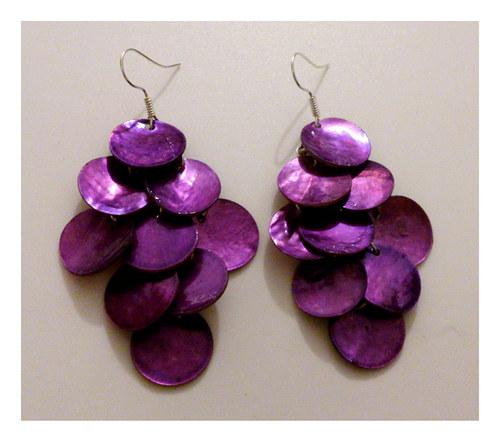 Fialové perleťovky