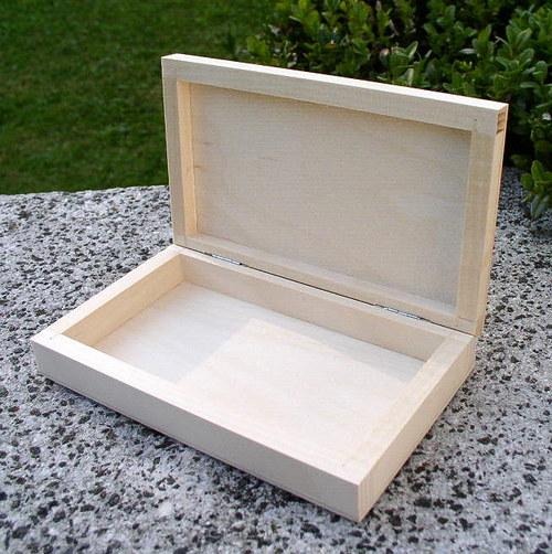 Krabička na šperk nebo blahopřání DL475