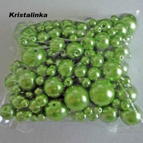 Voskové perličky směs  vel.cca 4 -12mm