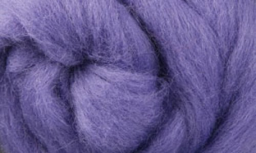 Česanec Corriedale Lilac 20 g