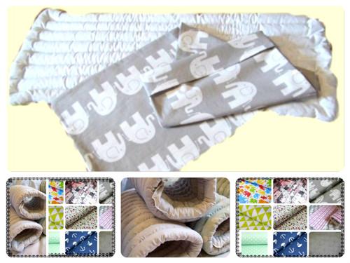 Potah k pohankové matraci 30-50 X 70-85cm